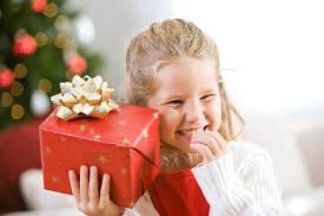 Новый год - радость для детей