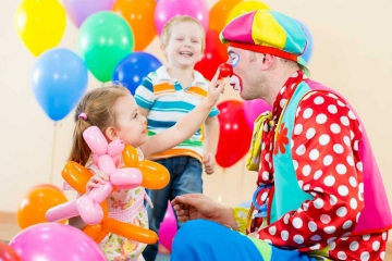 день рождения для ребенка в селе