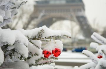 курорт франция новый год