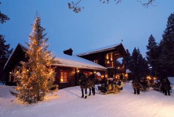 Новогоднее путешествие в Лиллестрем, Норвегия