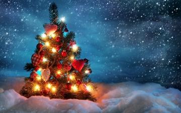 новогодняя елка традиция