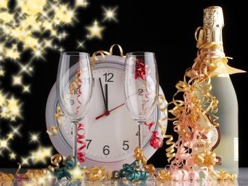новый год семейный праздник