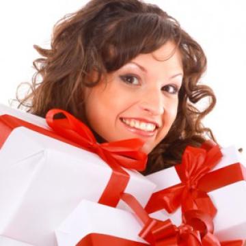 подарки для любимой женщины