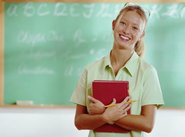 поздравляем учительницу