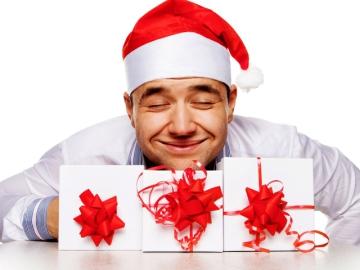 прикольные новогодние подарки
