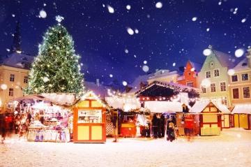 рождество эстония