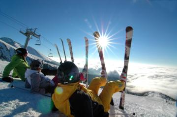 зимний отдых словакия